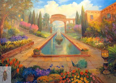 01336 Tuscan Villa 40 x 60 (400)