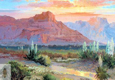 01340 Yucca Mesa 8 x 10 (400)