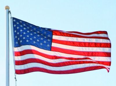 #1212a American Flag (400)