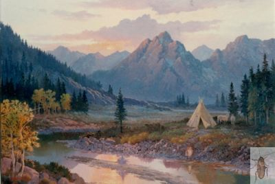00181 Twilight Camp 18 x 24 (400)