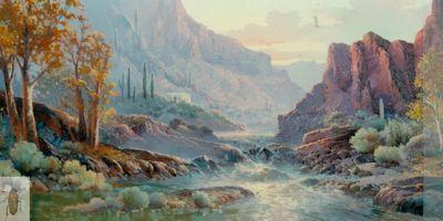 00199 Canyon del Toro 24 x 48 (400)