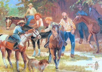 01352 Riding Lessons 11 x 14 (400)