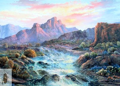 01363 Desert Rains 36 x 48 (400)