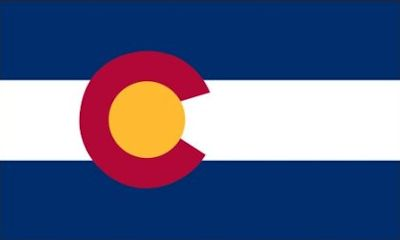 #STATEFLAG15 Colorado State Flag 07-10-2013 (400)